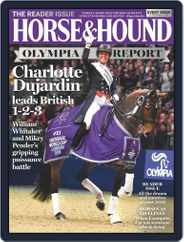 Horse & Hound (Digital) Subscription December 27th, 2019 Issue