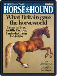 Horse & Hound (Digital) Subscription January 2nd, 2020 Issue