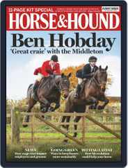 Horse & Hound (Digital) Subscription January 16th, 2020 Issue