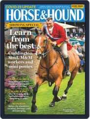 Horse & Hound (Digital) Subscription March 26th, 2020 Issue