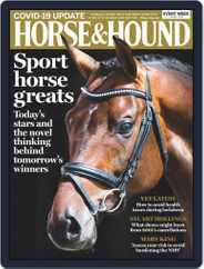Horse & Hound (Digital) Subscription April 2nd, 2020 Issue