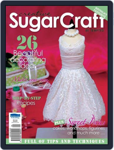 Creative Sugar Craft (Digital) July 3rd, 2014 Issue Cover