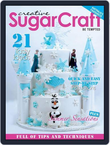 Creative Sugar Craft (Digital) December 16th, 2014 Issue Cover