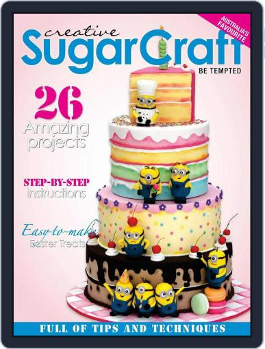 Creative Sugar Craft (Digital) February 28th, 2015 Issue Cover