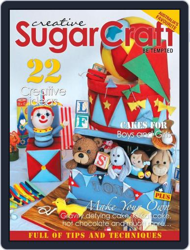 Creative Sugar Craft (Digital) May 31st, 2015 Issue Cover
