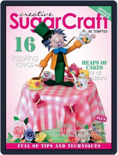 Creative Sugar Craft (Digital) September 30th, 2015 Issue Cover