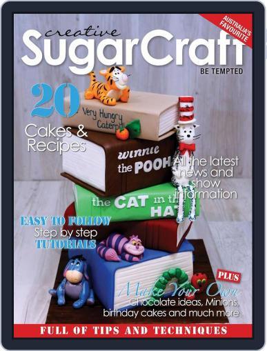 Creative Sugar Craft (Digital) March 14th, 2016 Issue Cover