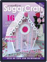 Creative Sugar Craft (Digital) Subscription June 12th, 2016 Issue