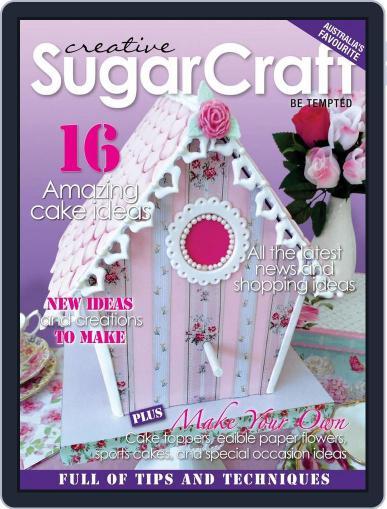 Creative Sugar Craft (Digital) June 12th, 2016 Issue Cover