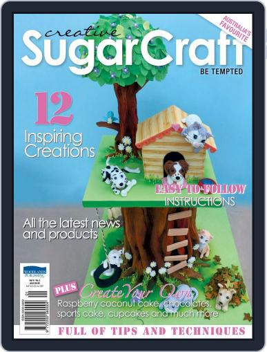 Creative Sugar Craft (Digital) May 1st, 2017 Issue Cover