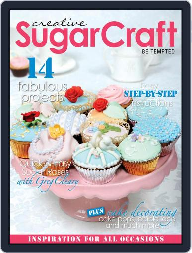 Creative Sugar Craft (Digital) January 1st, 2018 Issue Cover