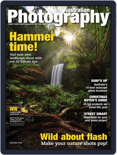 Australian Photography (Digital) December 1st, 2016 Issue Cover