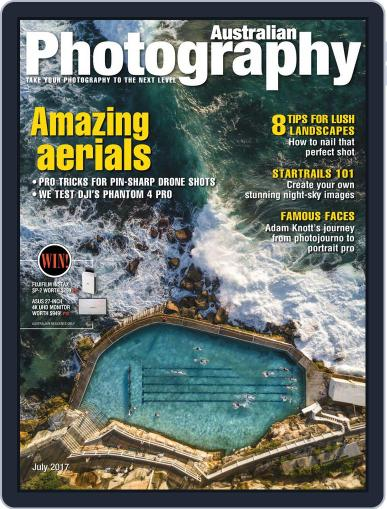 Australian Photography (Digital) July 1st, 2017 Issue Cover