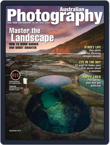 Australian Photography (Digital) September 1st, 2017 Issue Cover