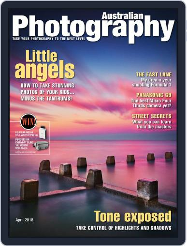 Australian Photography (Digital) April 1st, 2018 Issue Cover