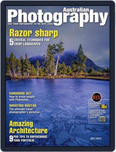 Australian Photography (Digital) July 1st, 2019 Issue Cover