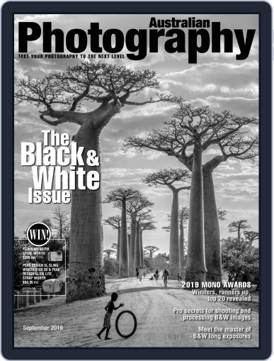 Australian Photography (Digital) September 1st, 2019 Issue Cover