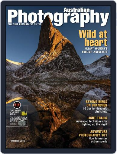 Australian Photography (Digital) October 1st, 2019 Issue Cover