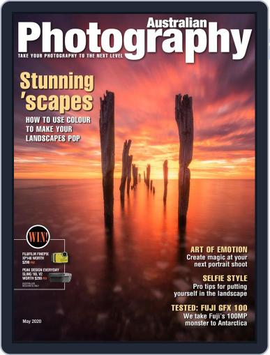 Australian Photography (Digital) May 1st, 2020 Issue Cover