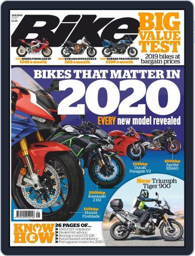 BIKE United Kingdom (Digital) January 1st, 2020 Issue Cover
