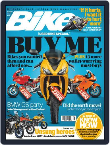BIKE United Kingdom (Digital) May 1st, 2020 Issue Cover