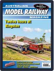 Australian Model Railway (Digital) Subscription August 1st, 2015 Issue