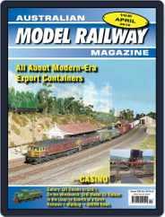 Australian Model Railway (Digital) Subscription April 1st, 2018 Issue
