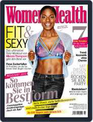 Women's Health Deutschland (Digital) Subscription January 1st, 2015 Issue