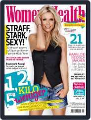 Women's Health Deutschland (Digital) Subscription April 1st, 2015 Issue