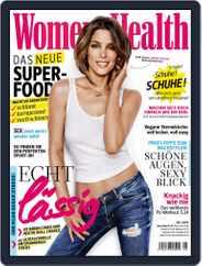 Women's Health Deutschland (Digital) Subscription May 1st, 2015 Issue