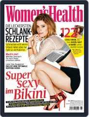 Women's Health Deutschland (Digital) Subscription June 1st, 2015 Issue