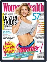 Women's Health Deutschland (Digital) Subscription July 1st, 2015 Issue
