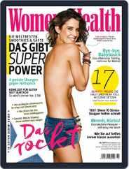Women's Health Deutschland (Digital) Subscription October 1st, 2015 Issue