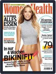 Women's Health Deutschland (Digital) Subscription May 9th, 2016 Issue