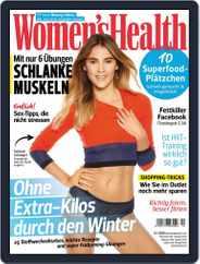 Women's Health Deutschland (Digital) Subscription December 1st, 2016 Issue