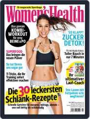 Women's Health Deutschland (Digital) Subscription April 1st, 2017 Issue