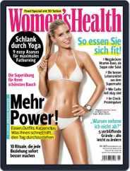 Women's Health Deutschland (Digital) Subscription May 1st, 2017 Issue