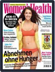 Women's Health Deutschland (Digital) Subscription June 1st, 2017 Issue