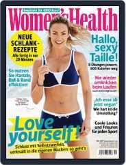 Women's Health Deutschland (Digital) Subscription September 1st, 2017 Issue