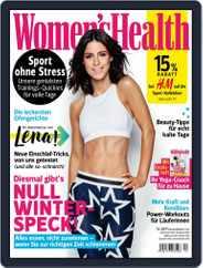 Women's Health Deutschland (Digital) Subscription December 1st, 2017 Issue