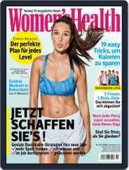 Women's Health Deutschland (Digital) Subscription January 1st, 2018 Issue