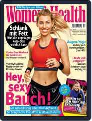 Women's Health Deutschland (Digital) Subscription April 1st, 2018 Issue
