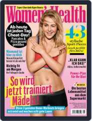 Women's Health Deutschland (Digital) Subscription May 1st, 2018 Issue