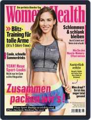 Women's Health Deutschland (Digital) Subscription June 1st, 2018 Issue