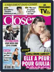Closer France (Digital) Subscription April 14th, 2012 Issue