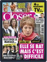 Closer France (Digital) Subscription May 18th, 2012 Issue