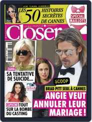 Closer France (Digital) Subscription May 25th, 2012 Issue