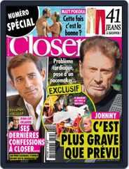 Closer France (Digital) Subscription September 2nd, 2012 Issue
