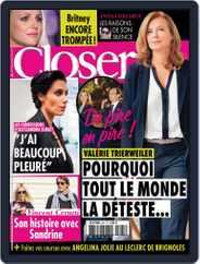 Closer France (Digital) Subscription September 30th, 2012 Issue