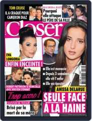 Closer France (Digital) Subscription October 7th, 2012 Issue